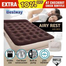 Brown Vinyl Beds & Mattresses