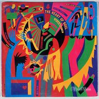 The Heart of Soul (1988) [SEALED] Vinyl LP • Various Artists, Michael Jackson