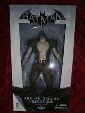 """DC COMICS BATMAN ARKHAM ORIGINS 11""""  KILLER CROC ACTION FIGURE SERIES 2"""