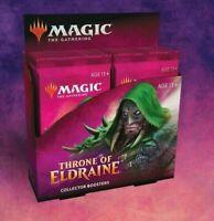 MTG ENGLISH Throne Of Eldraine Collector Booster Box x1