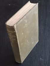 "1889 ""Rationalism In Europe"" Hard Cover Text Book"