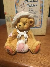 Cherished Teddies ~# 914762 Be Mine February Bear