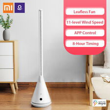 Xiaomi Leshow Smart Bladeless Standing Fan SS4 Leafless Pedestal Fan APP Control