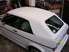 VW Golf I Cabrio 1 Rabbit Reparatur Rep Set Repair Kit XXL in Verdeck PVC