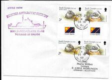 SOUTH GEORGIA 2003 BIRD COVER