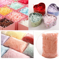 20g/100g Pack Shredded Tissue Paper Baker Filler Package Wrap Gift Box Bags Tips