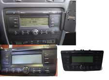 1Z0035161C Original Skoda Octavia II CD MP3 Radio STREAM Autoradio mit Code