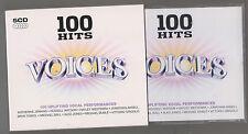 100 Hits Pop Music CDs