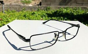 Nice Ray-Ban Eyeglasses Black Titanium Frames RB 8652 107/4 (No Lens) 54-18-140