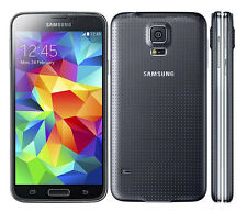 "New Original Samsung Galaxy S5 SM-G900A AT&T 16GB 16MP 5.1"" Smartphone Black"