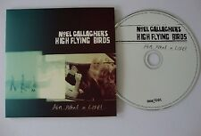 NOEL GALLAGHER - PROMO CD !! - AKA WHAT A LIFE ! - MONSTER RARE !!! - oasis