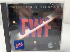 The Best of Earth, Wind & Fire, Vol.2 by Earth, Wind & Fire CD