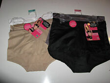 Lot of 4 Maidenform Sweet Nothings Tailored Shaping Boyshorts 81600 Choose Size