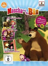 3 DVDs * MASCHA UND DER BÄR - DVD ZUR TV-SERIE - BOX 2 - FOLGE 5+6+7 # NEU OVP =