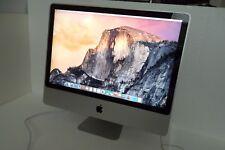 """Apple iMac 24"""" Intel C2D 2.66GHz 4GB 250GB Wi-Fi Bluetooth WebCAM DVD±RW A1225"""