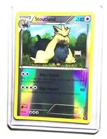 STOUTLAND - 83/114 - Black & White -  Reverse Holo - Pokemon Card - NM