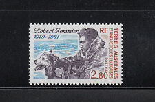 French Antarctic 1994 Pommier and Dog Sc 194 Complete Mint never Hinged