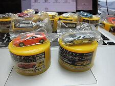 GEORGIA - Scale 1/100 - 2 items 1 set - MURCIELAGO n DIABLO - Mini Toy Car