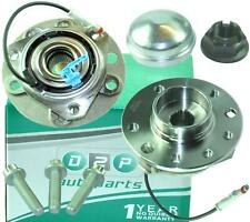 FRONT WHEEL BEARING HUB KIT FOR VAUXHALL OPEL ASTRA H ZAFIRA B 2-YEARS WARRANTY