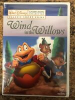 Wind in the Willows *NEW & Sealed* (Disney Animation Collection, DVD) - STK