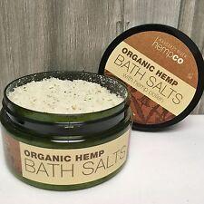 Organic Hemp Bath Salts - by Margaret River HempCo -All Natural- Australian Made