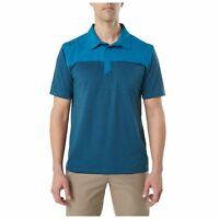 5.11 Tactical Men's Rapid Short Sleeve Polo Shirt, Regular Fit, Style 71351