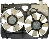 Engine Cooling Fan Assembly Dorman 621-066 fits 2006 Toyota Sienna