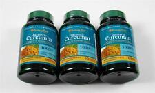 3X 60 TURMERIC 95% CURCUMINOIDS BLACK PEPPER EXTRACT 1000 mg 180 Caps Tumeric