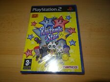 Rhythmic Star - PlayStation 2 PS2 - New & Sealed pal version