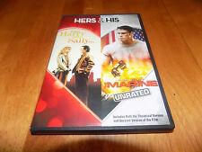 HIS & HERS When Harry Met Sally Meg Ryan & The Marine John Cena 2 Disc DVD SET