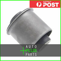 Fits CHEVROLET KALOS - REAR CROSSMEMBER BUSHING