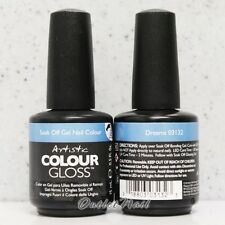 Artistic Colour Gloss - DREAMS #03132 SPRING 2014 UV Gel Nail Polish Design
