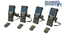 Lot of 4 Symbol Motorola MC9090-GJ0HJEFA6WR LORAX 1D Long Range Scanner WM5