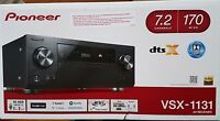 Pioneer VSX-1131 7.2-Channel AV Receiver with MCACC, built-in Bluetooth + Wi-Fi