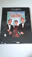 "DVD ""SABRINA"" DVD LIBRO DIGIBOOK AUDREY HEPBURN HUMPHREY BOGART WILLIAM HOLDEN"