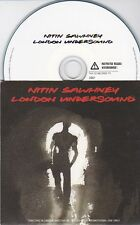 NITIN SAWHINEY LONDON UNDERGROUND RARE PROMO CD [FT PAUL McCARTNEY / IMOGEN HEAP