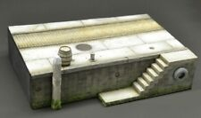 DioDump DD157 Dock side 1:35 scale resin model harbour diorama base