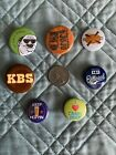 Lot Of 7 Craft Beer Pins KBS Founders New Holland Fat Head