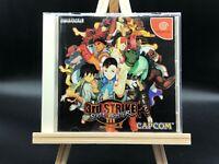 Street Fighter III: 3rd Strike (Sega Dreamcast, 2000) from japan #3333