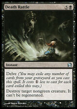 MTG DEATH RATTLE FOIL - SONAGLIO LETALE - MMA - MAGIC