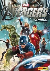 The Avengers Movie Annual by Panini Publishing Ltd (Hardback, 2012)
