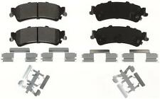 Bendix MKD792 Disc Brake Pad Set Semi-Metallic Rear