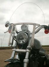 KLOCK WERKS BILLBOARD FLARE MOTORCYCLE WINDSHIELD FOR HARLEY-DAVIDSON