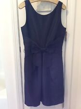 Kate Spade Navy Blue Cocktail dress size 10