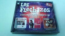 "LOS FLECHAZOS ""DISCOGRAFIA BASICA"" 3CD 38 TRACKS COMO NUEVO VIVIENDO LA ERA POP"