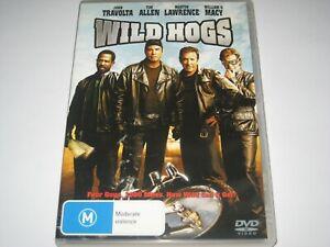 WILD HOGS DVD R4 NEW