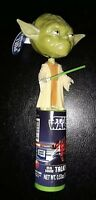 Star Wars Talking Bobblehead Yoda With Darth Vader voice SCI-FI 1of a kind