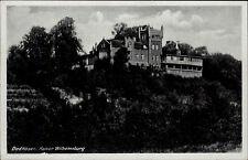 Bad Kösen Sachsen-Anhalt Naumburg ~1940 Kaiser Wilhelmsburg Berghotel Hotel Burg