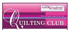 Anita Goodesign Diamond Club 60 Collection DVD Embroidery Machine Design CD NEW