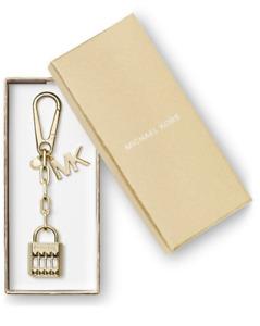 MICHAEL MICHAEL KORS Deco Lock Charm with Box